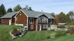Prefab homes and modular homes in Canada: Guildcrest Homes Modular Homes, Prefab Homes, Custom Home Builders, Custom Homes, Home Reno, Rustic Design, Shed, Floor Plans, Outdoor Structures