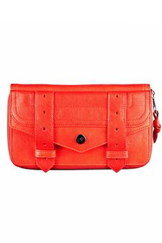 proenza-schouler-ps1-wallet-$560. How large is large? Need to find a pic with a hand in it. But I love the color and design! r29summerstyle