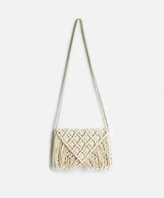 Macramé bag - Bags.
