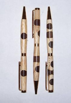 turning and turned pens on the lathe - Google Search