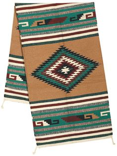 This Beautiful Area Rug Is An El Paso Saddleblanket Original Design Inspired By Traditional Southwestern And Native American Styles Southwest S