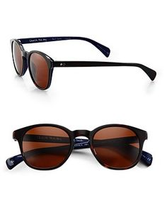 Paul Smith Chaucer Vintage Sunglasses/Brown