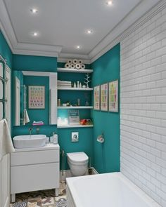 71 meilleures images du tableau Salle de bain en 2017 ...