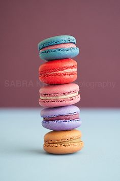macaroons on balancing