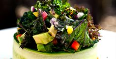 Crazy Sexy Kitchen Recipe: Crazy Sexy Kale Salad #vegan #recipes #glutenfree #healthy #salad #plantbased #whatveganseat #rawfood