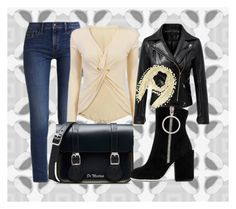 """""""#topic 62"""" by any0 ❤ liked on Polyvore featuring Calvin Klein, Dr. Martens and Off-White"""
