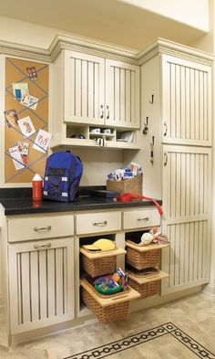 Mudroom Message Central - a must-have for busy families