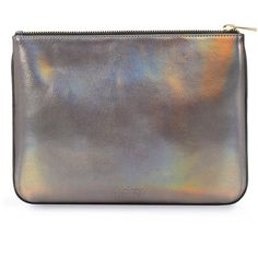 Mohzy - Hologram tablet case ($99) ❤ liked on Polyvore featuring accessories and tech accessories