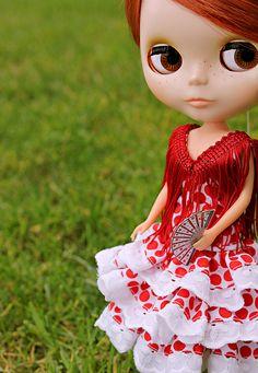 blythe flamenca