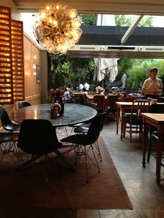 Located in Nisantasi next to The House Hotel, The House Cafe is a hot favourite amongst everyone due to its warm ambience and interiors.