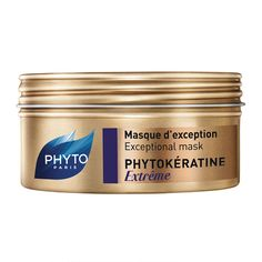 Phyto have a mission to provide the best hair care products by using the finest and most effective active ingredients found in plants. The Phyto hair range aims to preserve hair's natural health Phyto Paris, Multi Masking, Best Hair Mask, Best Hair Care Products, Beauty Products, Extreme Hair, Brittle Hair, Hair Growth Tips, Nutrition