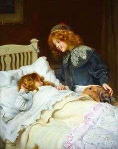 Arthur John Elsley (English artist, 1860-1952)