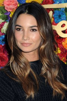 New Hair Color Highlights For Brunettes Balayage Lily Aldridge Ideas Ombré Hair, New Hair, Lily Aldridge Hair, Hair Color Highlights, Caramel Highlights, Subtle Highlights, Brunette Highlights, Caramel Ombre, Brunette Ombre