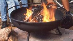 Monterey & Tahoe Fire Pits