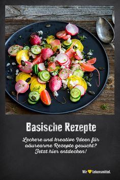 Basische Rezepte Many negative consequences are attributed to an imbalance in the body's acid-base b Healthy Diet Tips, Healthy Eating, Healthy Breakfast On The Go, Juicing For Health, Nutrition, Diet Snacks, Smoothie Diet, Detox Recipes, Food And Drink