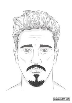 Goatee Styles: How To Shape It And The Different Beard Styles - The Manliness Kit Goatee beard style has been a timeless style that compliments almost all men. On this guide we discuss the popular goatees and how to get one Types Of Beard Styles, French Beard Styles, Viking Beard Styles, Medium Beard Styles, Different Beard Styles, Beard Styles For Men, Hair And Beard Styles, French Cut Beard, Men's Goatee Styles
