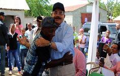 Danilo Medina retoma Visitas Sorpresa en San Juan de la Maguana