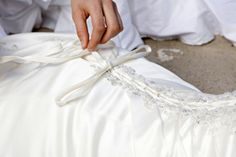 Things You Can Do with Your Wedding Dress | Stretcher.com - Both practical and sentimental suggestions!