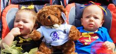 Dab the Anti-Bullying Bear and friends at Community Day Festival