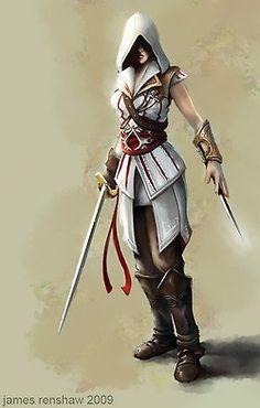 female assassin | Tumblr