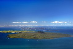 Catch the ferry to Rangitoto Island only 25 minutes away from Auckland's CBD, the iconic island is joined by Motutapu Island.