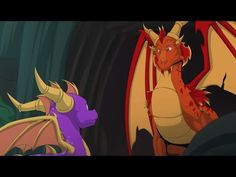 For The Very First Time - [ Legend of Spyro Speedpaint ] - YouTube
