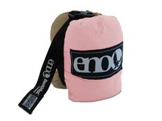 Eno DoubleNest Hammock pink and brown ! The one I want ! With the bug net tho !
