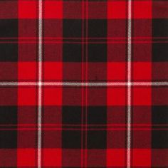 Cunningham Lightweight Tartan by the meter – Tartan Shop