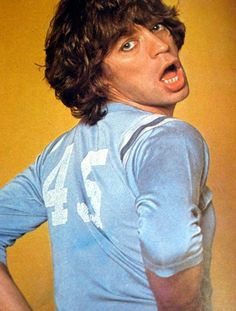 The fact that I just found this picture makes me want to cry. I have been looking for this forever. I love Mick Jagger