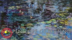 Pastel painting techniques and plein air tutorial with Penelope Gilbert-Ng I Colour In Your Life Autumn Lights, Pastel Colors, Pastels, Public Garden, Water Lilies, Art Tips, Watercolour Painting, Painting Techniques, Art Tutorials