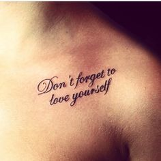 Free Tattoo Ideas is your FREE Tattoo Ideas and Tattoo Designs website! Get your Tattoo Ideas, Tattoos Designs and Tattoo Flash only at Free Tattoo Ideas. Quote Tattoos Girls, Girl Tattoos, Tatoos, Tattoo Quotes, Great Tattoos, Body Art Tattoos, Tattoo Life, I Tattoo, Frases Para Tattoo