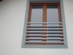 Balcony Doors, Iron Balcony, Bedroom Balcony, Balcony Design, Window Design, Balcony Ideas, Porch Handrails, Railings, Juliette Balcony