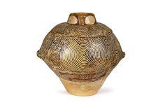 Fired Clay Cucuteni, Vorniceni, 4050–3850 BC Botoşani County Museum, Botoşani