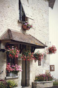 Écouché, Normandy