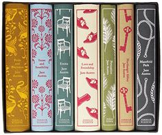 Jane Austen: The Complete Works: Classics hardcover boxed set (Hardcover Classics): Jane Austen: 9780141395203: Amazon.com: Books