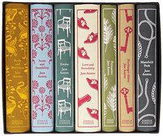 Jane Austen: The Complete Works (Hardcover Classics)