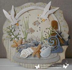 Tineke's kaartenhoekje: Aquarium
