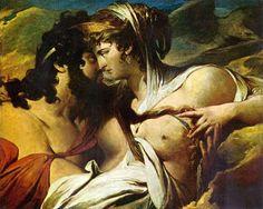 Juno and Jupiter. James Barry.