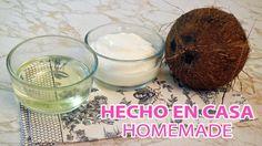 Como hacer manteca y aceite de COCO ♥ How to how make coconut butter and...