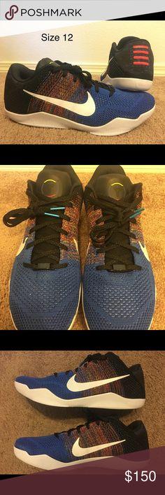 c24d7163dca993 Nike Kobe Elite 11  Black History Month  Sneakers BRAND NEW
