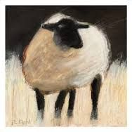 paintings of sheep - Google Search