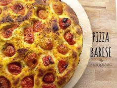 Pizza barese ricetta facile