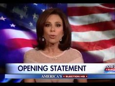 "Judge Jeanine Predicts the End of the GOP If Trump's Nomination Is Stolen - Dave Hodges  -- Judge Jeanine issued a stern warning on Saturday night. The judge warned that any attempt to follow ""choker"" Mitt Romney's lead to have a brokered convention in order to steal the nomination from Donald Trump and subsequently subvert the will of the people will result in dire consequences for the GOP. [03/07/16]"