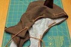 Ewok Thread Lace