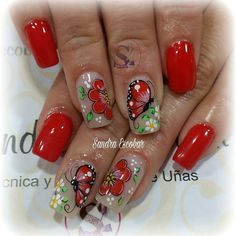 Wow Nails, Watermelon Nails, Nail Art Designs, Lily, Projects, Designed Nails, Pretty Nails, Winter Nails, Perfect Hairstyle