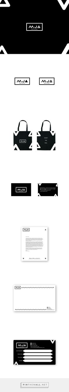 MJA Shoe Company Branding by Mulato Design   Fivestar Branding – Design and Branding Agency & Inspiration Gallery   #BrandingInspiration