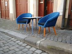 Kreslo , chair , laxhk , 70' , retro , furniture Retro Furniture, Furniture Design, Dining Chairs, Vintage, Home Decor, Homemade Home Decor, Dining Chair, Vintage Comics, Interior Design