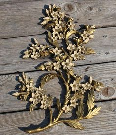 Magnolia Floral Resin Plastic Vtg Picture Accents Wall Decor HOMCO Home Interiors Plaques Dart Ind. House Interior, Home Interiors And Gifts, Accent Wall Decor, Fall Wreath, Accent Wall, Wall, Grapevine Wreath, Homco, Magnolia
