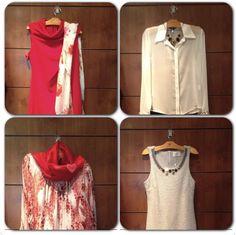 Meninas, fomos à Etc.Store dar uma olhada no Bazar, ADORAMOS ! Montamos vários looks para mostrar para vocês, vale a...