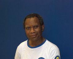 Mestre Bengal.  He's a cool cool Capoeira presence